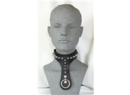 Leather O-Collar
