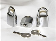 Chrome Padlocks